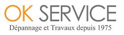 logo ok service
